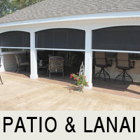 Patio & Lanai Screens