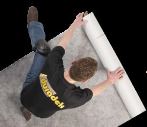 duradek-roll-out